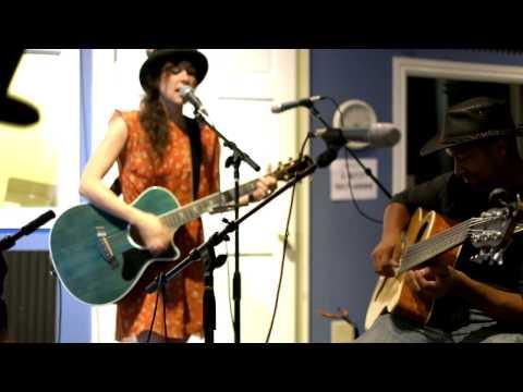 Nadia & The Rabbits - Paths Gone (live at WWOZ Radio New Orleans)