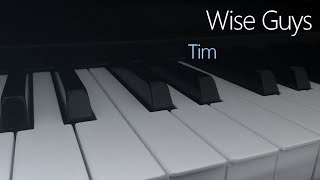 Wise Guys: Tim | Cover