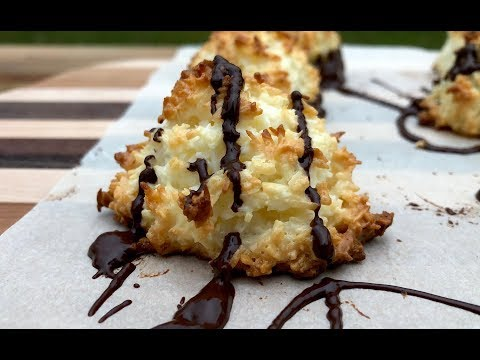 Coconut Macaroons - You Suck at Cooking (episode 76)