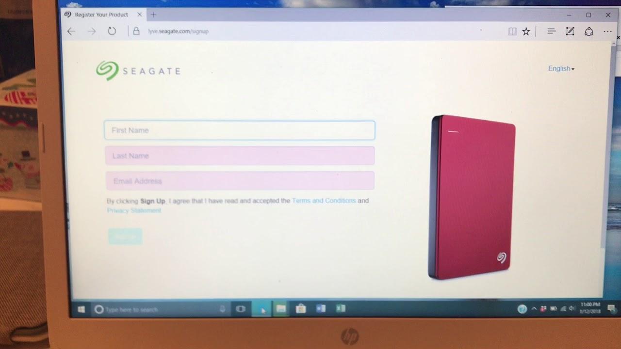 seagate backup plus for mac tutorial