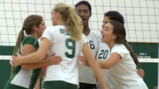 ebhs girls volleyball senior day 2016