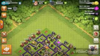 Tutorial - Mostrando Vila cv7 Full no Clash of Clans