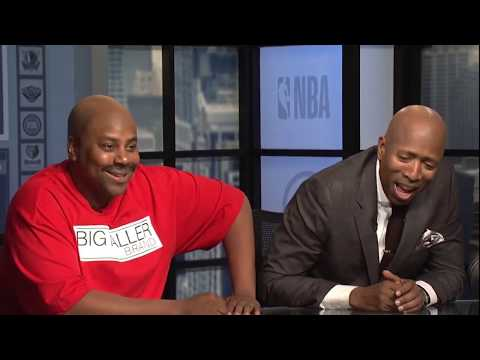 Inside the NBA Surprise Guest LaVar Ball