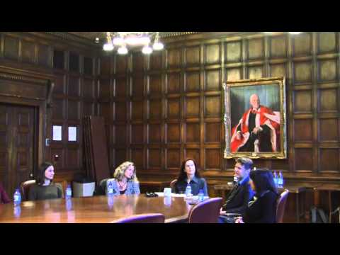 McGill for Humanities: Life After English Roundtable Discussion