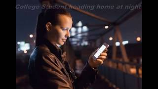 How to use the Ganz CORTROL VMS Mobile with GPS Linking for school security and campus safety