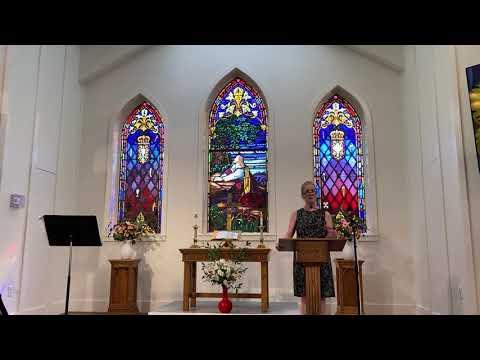 August 23rd 2020 - Church Service