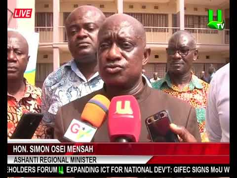 We Want To Make Kumasi The Cleanest City In Ghana - A/R Minister