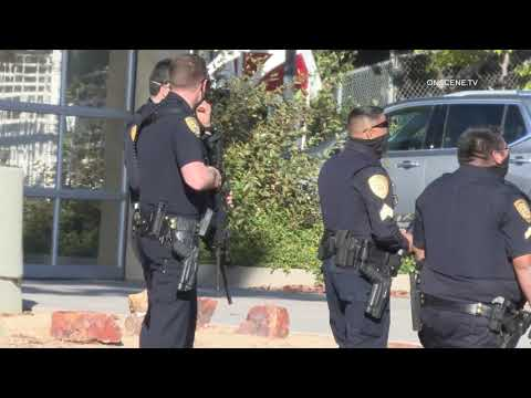 Lincoln Acres: Successful Manhunt for Armed Suspect 11102020