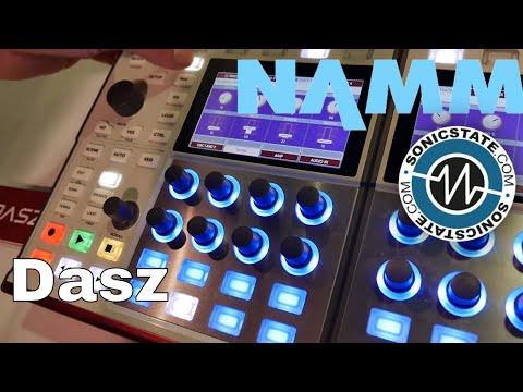 NAMM 2018 Dasz Alex Multitrack Music Production System