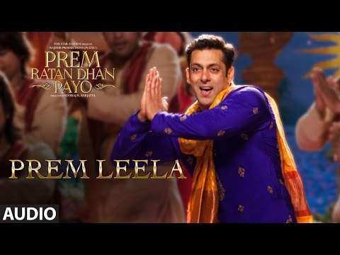 Prem Leela Full Song (Audio) | Prem Ratan...