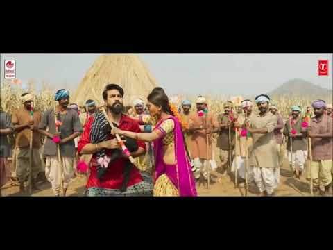 Rangamma mangamma 4k HD FULL VIDEO SONG/RAMCHARAN/SAMANTHA/RANGASTHALAM MOVIE VIDEO SONGS