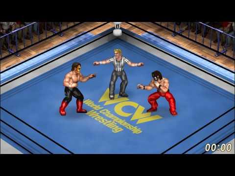 Sting vs. Great Muta - Fire Pro Wrestling World