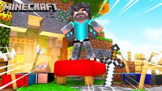 GOING BACK SOLO!!!!   Minecraft Bed Wars