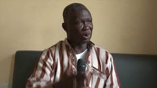 Entretien avec Mamadou Fall Pr de l'Ass National des Professionnels de la viande et du bétail du sén