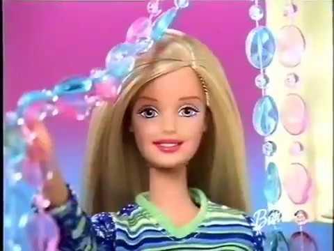 Barbie Radio Haus Deutsche Werbung 2000
