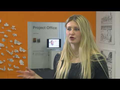 BA (Hons) Architecture student Rebecca Bradley