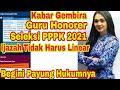 - Update Formasi PPPK 2021: Guru Honorer Ijazah Tidak Linear Bisa Ikut di Pendaftaran P3K 2021 Nanti