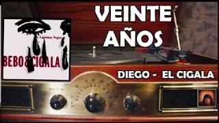 Veinte Años Diego El Cigala Youtube