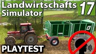 LS17 PLAYTEST #2 ► ZUM ZUG! ► Landwirtschafts Simulator 17 | LS 17