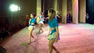 Первая звезда(Енакиево) - Бальный танец