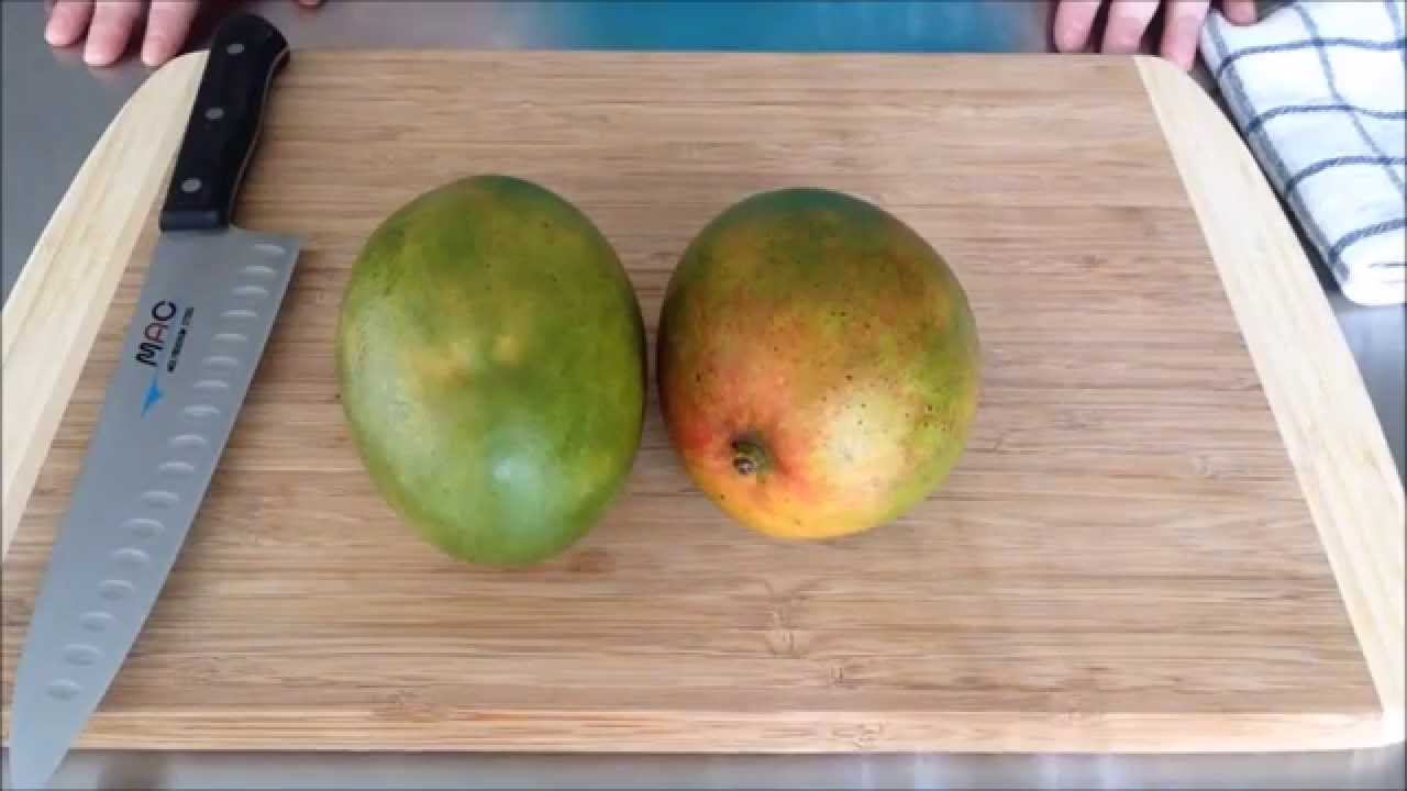 Mango 101 how to cut a mango youtube mango 101 how to cut a mango ccuart Gallery