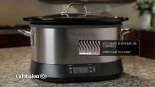 Calphalon 7-Quart Digital Slow Cooker at Bed Bath & Beyond