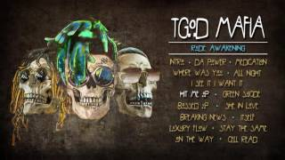 Juicy J, Wiz Khalifa, TM88 - Hit Me Up (Audio)