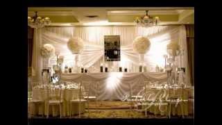 Easy Diy Wedding Backdrop Decorating Ideas