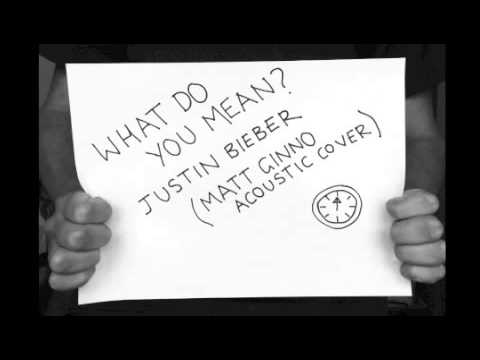 Acoustic bieber download do free mean justin mp3 what you