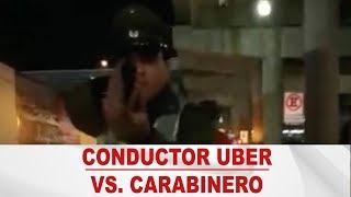 CNN Prime: Conductor Uber vs. carabinero