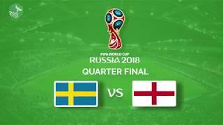 England vs Sweden│Russia vs Croatia: Mithu's World Cup Prediction