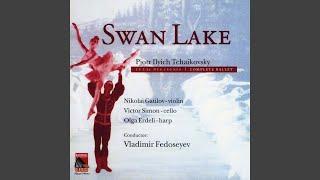 Swan Lake, Op. 20, Act I: No. 3 Scene - Allegro moderato