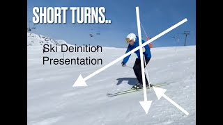 Snowsports Presentation - Baqueira, Spain - Theory & Practise - Analysis  Performance - Q&A 31/3/21