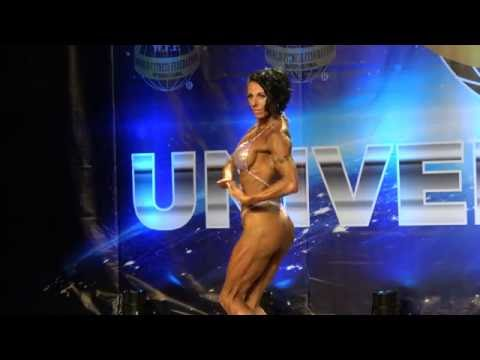 Amanda Clark – Competitor No 30 - Women Performance - WFF Universe 2016