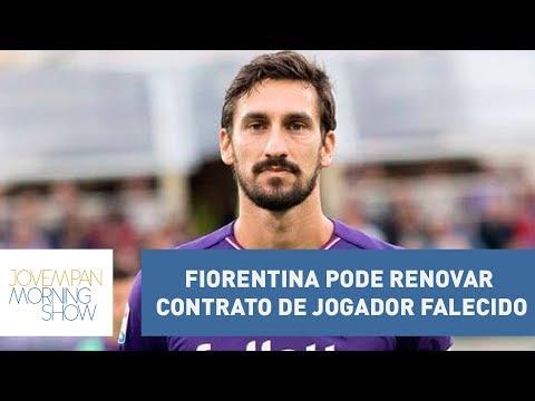 Fiorentina Pode Renovar Contrato De Davide Astori, Ex-jogador Falecido