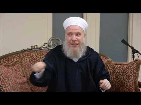 Shaykh Al-Yaqoubi - Isra And Miraj