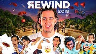 LO MEJOR DEL 2018 | NUESTRO YOUTUBE REWIND | HaroldArtist