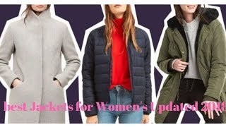 best Jackets for Women's Updated 2018 | Top 5 products