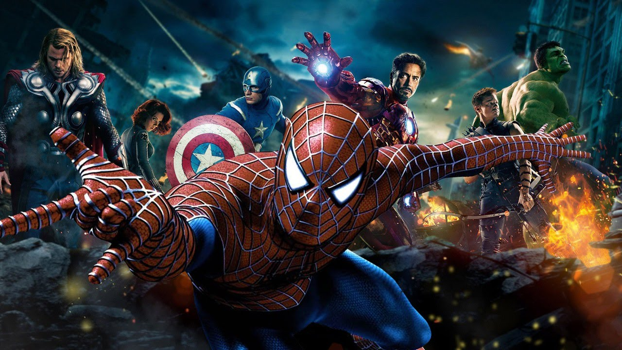What Spider-Man Would Look Like in Avengers: Age of Ultron ...