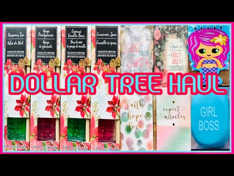 NEW DOLLAR TREE HAUL   WITH ALL NEW FINDS   MUST SEE   NOVEMBER 14 2019