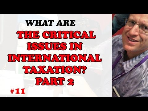 CPA - International Taxation Part 2