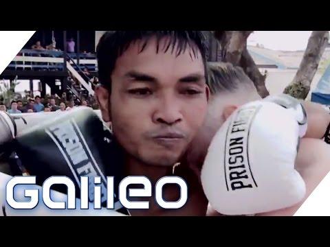 Thailändische Häftlinge kämpfen um die Freiheit   Galileo   ProSieben