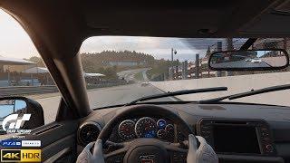 Gran Turismo Sport - Morning Rain Race at Circuit de Spa-Francorchamps [4K HDR PS4 Pro]
