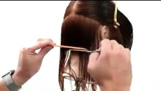 Haircutting .. bob hair cut . Easy and fast cutting in minutes.. for BoB lovers