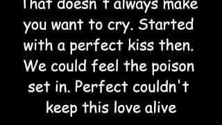 Already gone Kelly Clarkson Lyrics
