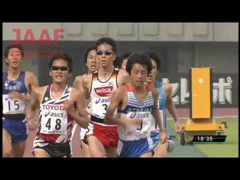 第95回日本陸上競技選手権大会 男子 10000m 決勝