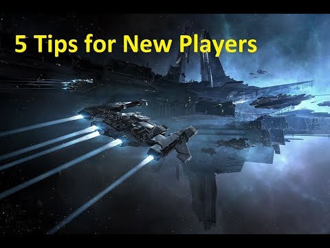 EVE Online: 5 Tips For New Players