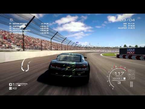 Zagrajmy w GRID Autosport odc. 1. Zaczynamy pierwszy sezon!