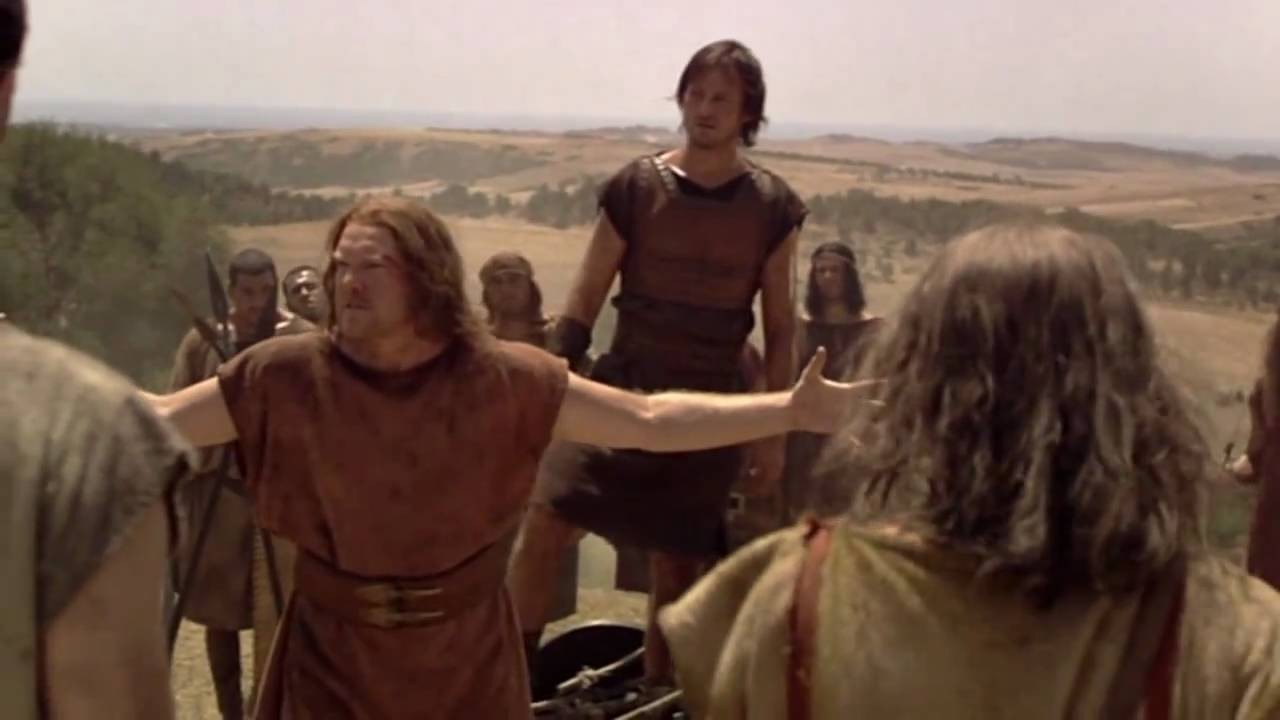 heroes and villains spartacus 3 4
