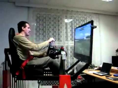 d couvrez le simulateur ultime du jeu de voiture youtube. Black Bedroom Furniture Sets. Home Design Ideas